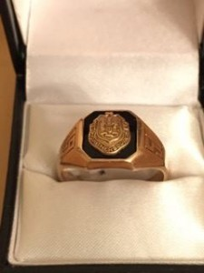 GHS Class Ring 1951